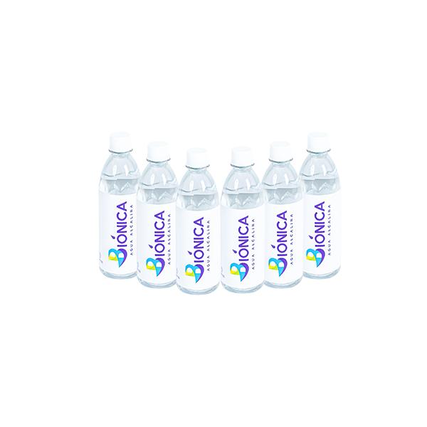 Botella 1lt 6 Unidades